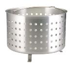 Polar Ware C7922 Aluminum AdvantEdge Boiler or Fryer Basket, Fits 32 and 40 qt Stock Pots