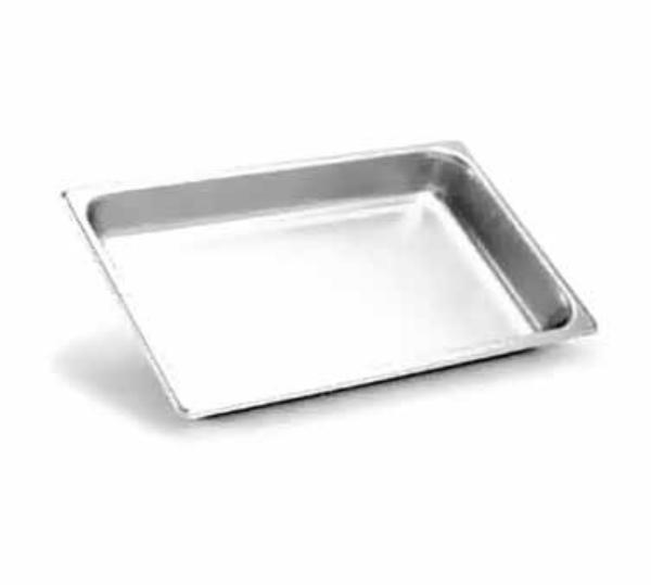Polar Ware E20122 Full Size Steam Pan, 2.5-in Deep, 22-Ga. Stainless