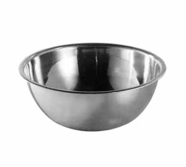 Polar Ware T1230 Mixing Bowl, 3/4 Qt. Capacity, Stainless Steel