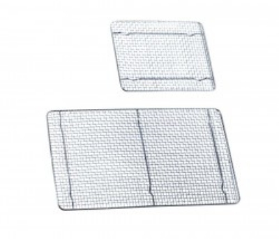 Polar Ware T1312SW 1/2-Size Wire Grate, Stainless Steel