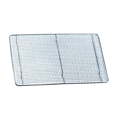 Polar Ware T1612W Wire Grate Half Bun Pan Size Chrome-Plated Restaurant Supply