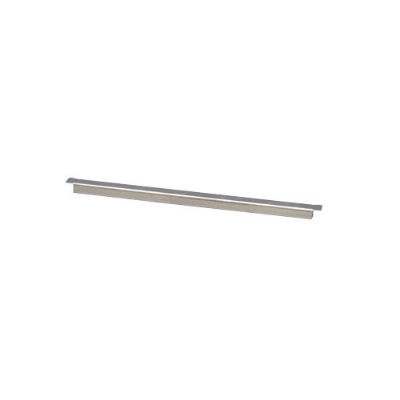 Polar Ware TAB12 Value Series Adaptor Bar, 12-1/2 x 3/4 in, For 12 x 20 in Wells, NSF