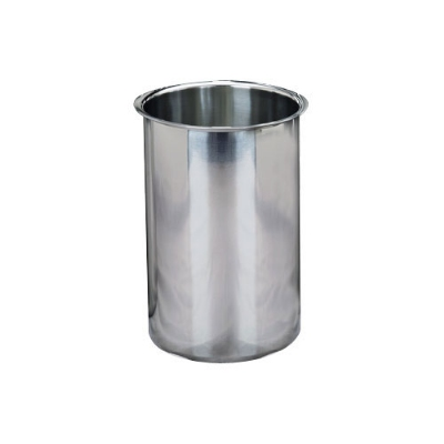 Polar Ware TBM02 2 qt Value Series Bain Marie Stainless Steel Restaurant Supply