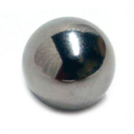 """Server 06022 Replacement Stainless Steel Ball, 1/2"""", for Server SS Pumps"""