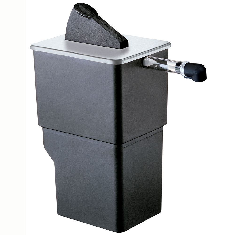 Server 07000 1.5-Gallon Dispenser, Portion Control For 1-Pouch, Black