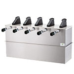 Server Products 07070 SE-5DI Server Express, 5 Pumps, SS Base & Lid, 6 L Cryovac Pouch, NSF