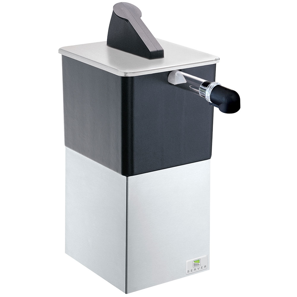 Server Products 67760 Single Stand Express - Seal Countertop System Pumps From 1.5-gal Pouch