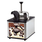 Server 81140 Food Server - Pump, Spout Warmer, For Remthermalization. 3-qt Stainless Steel Jar