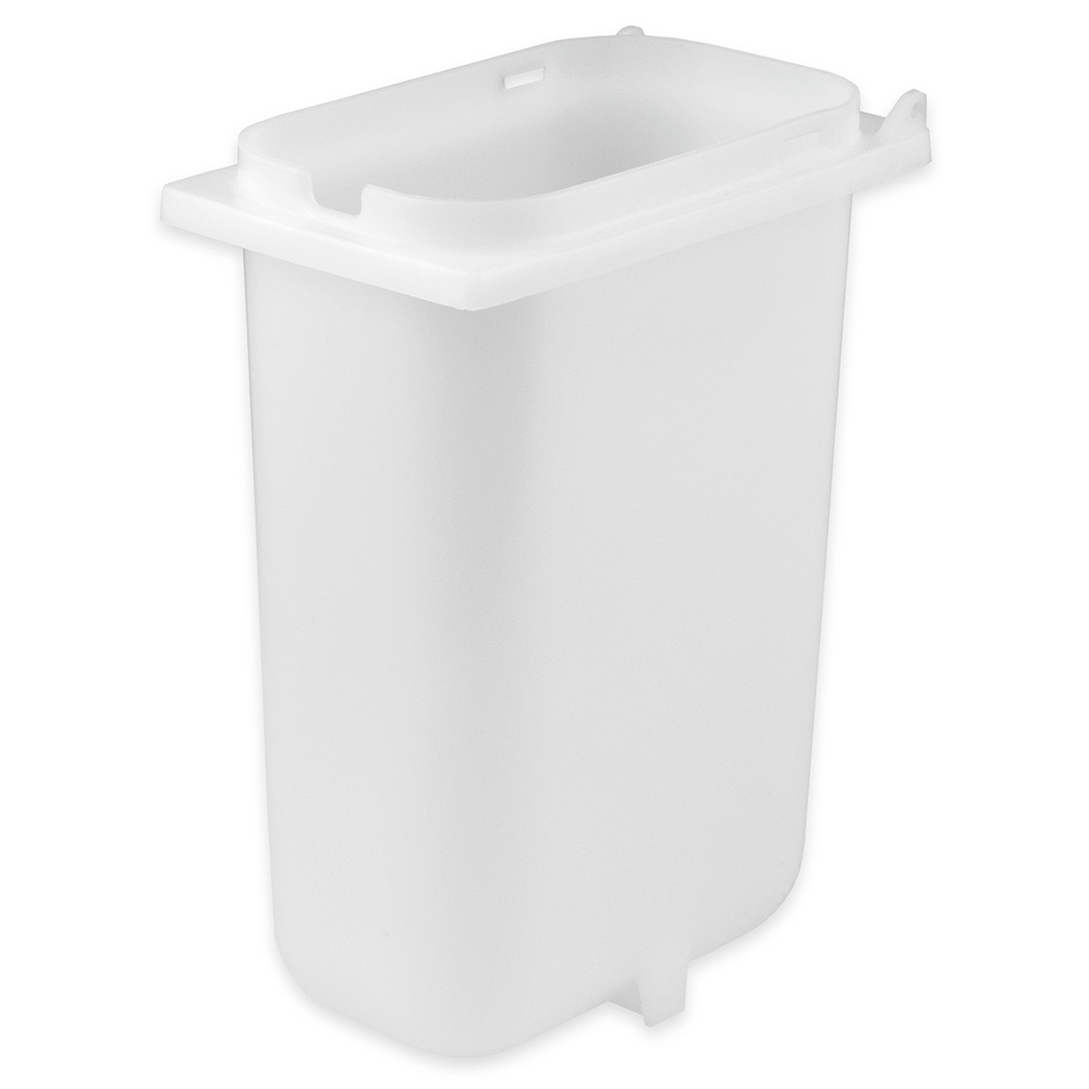 Server 82557 3.5-qt Condiment Dispenser Jar, Polypropylene, White