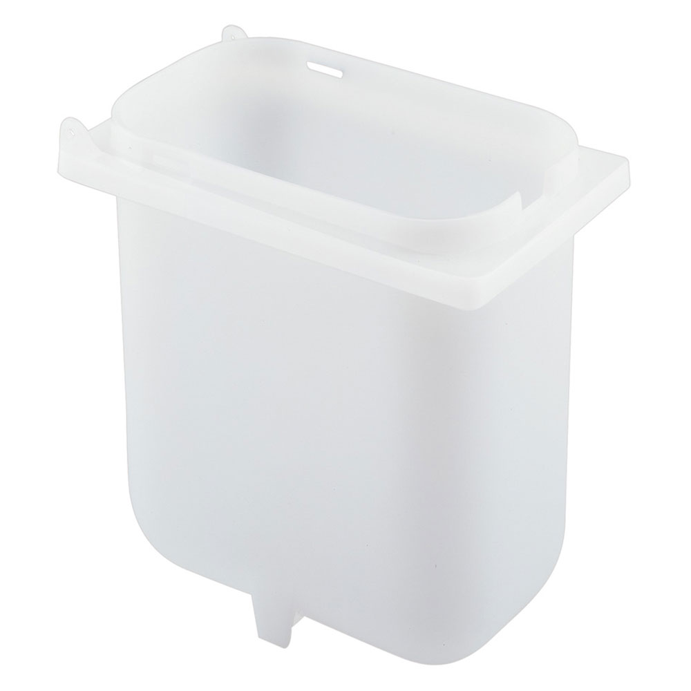 "Server 82558 7.5"" Fountain Jar w/ 2-qt Capacity, Plastic, White"