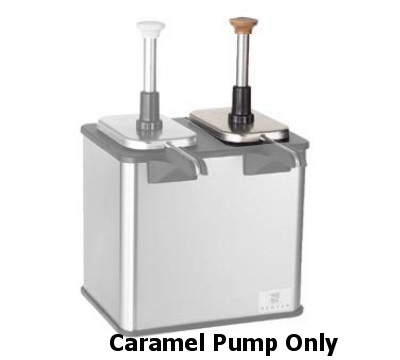 Server Products 83117 Replacement Caramel Fountain Pump only for EZ-TOPPER Dispenser