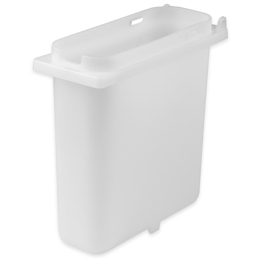 Server 83181 1.5-qt Slim Fountain Jar, Plastic, White