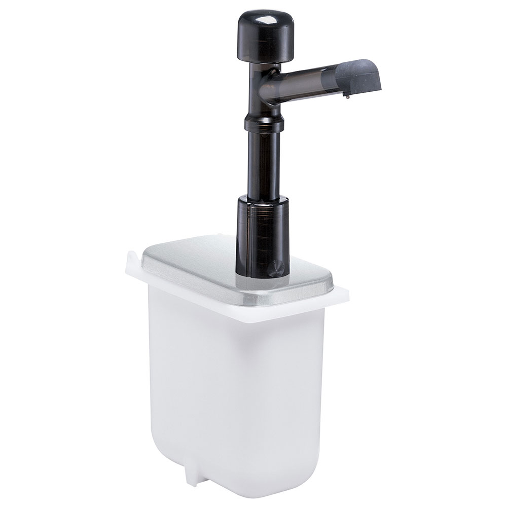 Server 84060 Condiment Syrup Pump Only w/ 1-oz/Stroke Capacity, Polycarbonate