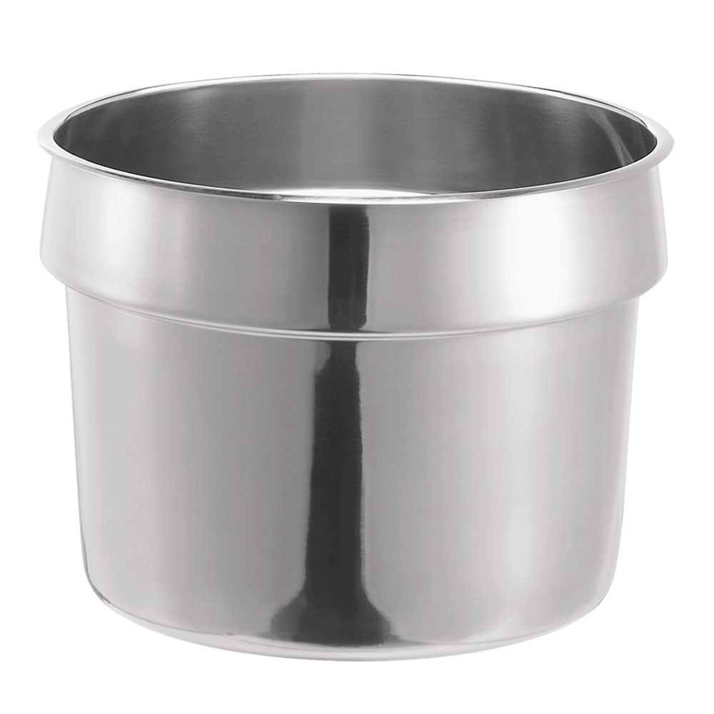 Server 84131 Inset, 10-1/2 in, 11 QT, SS, Vegetable Inset