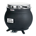 Server 84290 Kettle Server - For Rethermalization, Thermostatically Controlled, Black