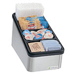 "Server 85120 Countertop Organizer, Slanted, 4 Compartments 3""Deep, NSF"