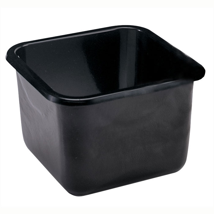 Server Products 85151 ABS Plastic Pan, 1/9 size, 4 in Deep