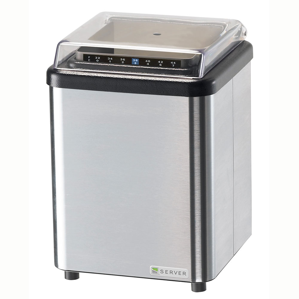 Server 86070 Cold Food Holding Countertop Chiller, 2 qt Capacity, NSF