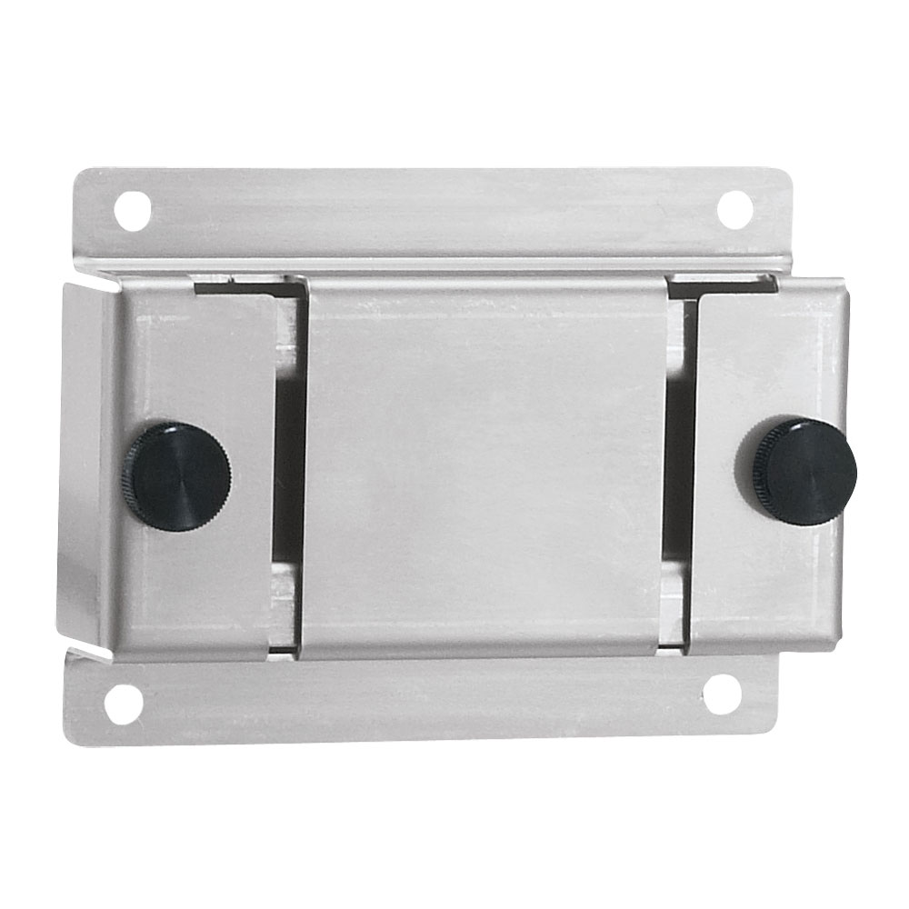 Server 87216 Wall Mount Bracket, Single Slot, For Topping Tunnel / Dry Product Dispenser