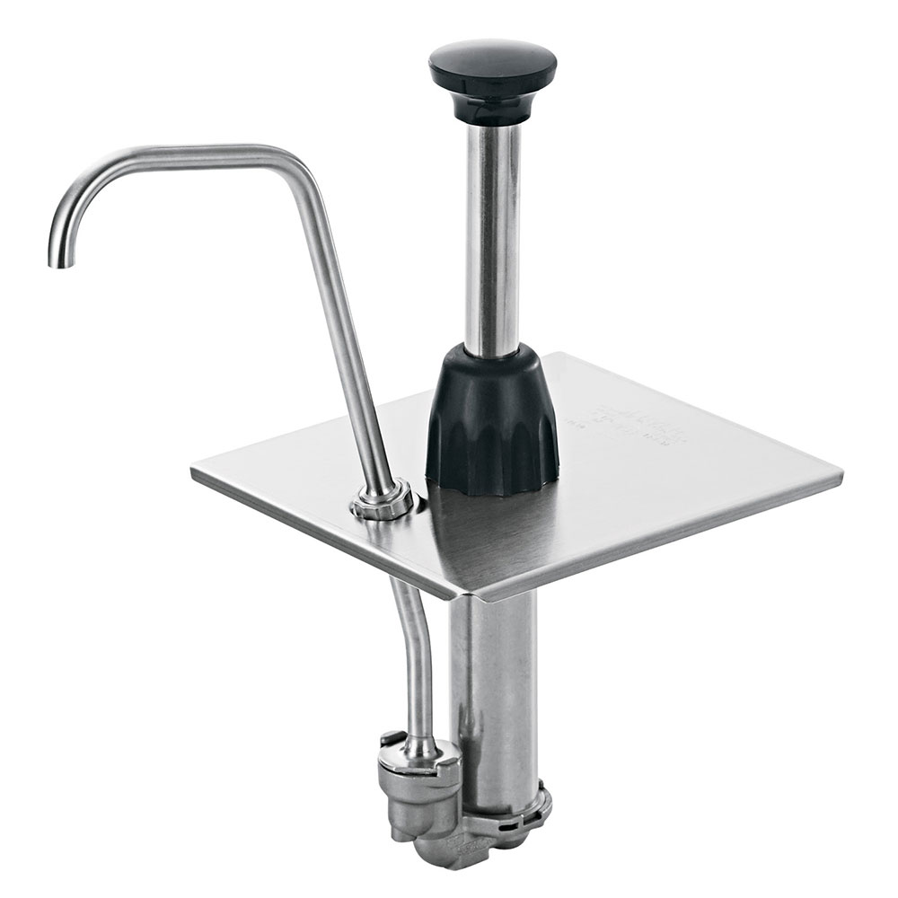 Server 87630 Condiment Syrup Pump Only w/ 2-oz/Stroke Capacity, Stainless