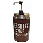 Server 87952 Hershey's Classic Syrup Dispenser w/ 1-oz Pump
