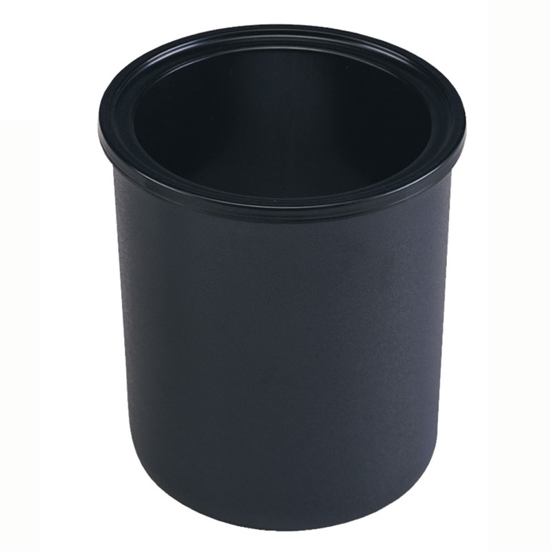 Server Products 94055 HOLDCOLD Jar, Can Be Used In Place of #94009 Jar, Gel-Filled, Round, Black