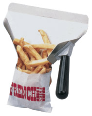 Prince Castle 152-ARN Aluminum French Fry Scoop