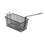 Prince Castle 676-7 Nickel Plated Wire Mesh 17-1/8 in x 5-3/4 x 6-1/8 Fry Basket