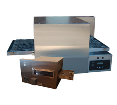 Prince Castle QIIDECK-20 20-in Conveyor Toasting Oven w/ Infrared Calrods & Exit Tray
