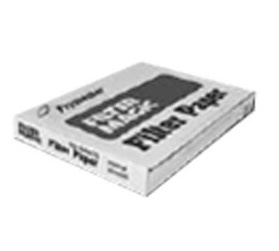 Frymaster 803-0003 Rectangular Fryer Filter Paper, Flat Sheet