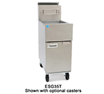 Frymaster ESG35T Gas Fryer - (1) 35-lb Vat, Floor Model, LP