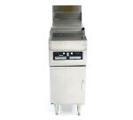 Frymaster / Dean FGP55 LP Rethermalizer, Computer, 15.5 in, Enamel Cabinet, Hot/Cold Filler, LP