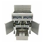 Frymaster FPPH255 Gas Fryer - (2) 50-lb Vat, Floor Model, LP