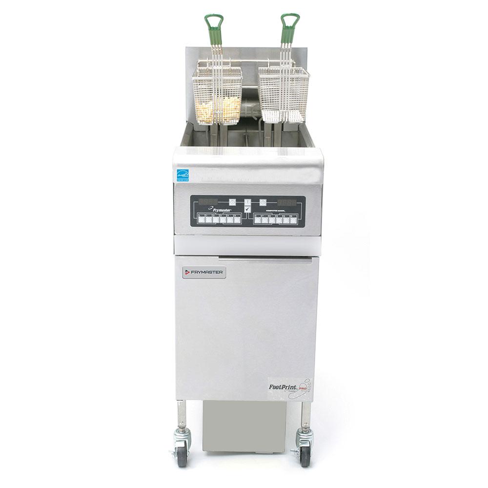 Frymaster FPRE114 Electric Fryer - (1) 50-lb Vat, Floor M...