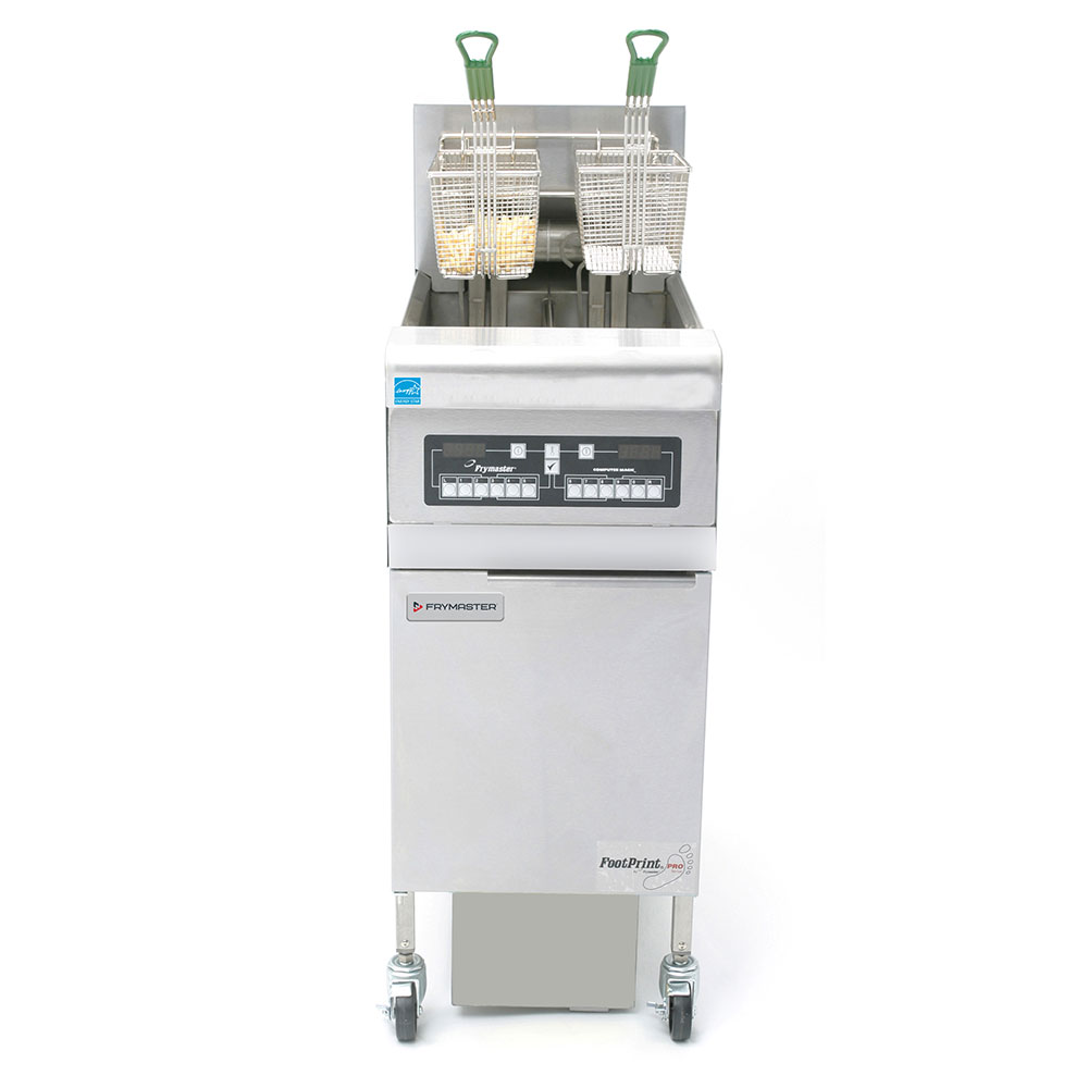 Frymaster FPRE117 Electric Fryer - (1) 50-lb Vat, Floor M...