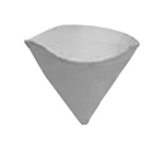 Frymaster 803-0042 Cone Fryer Filter Paper, Flat Sheet
