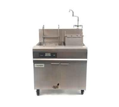 Frymaster GPCRB-SC NG Pasta Cooker w/ Auto Lift Basket & Rinse Tank, Timer Control, NG