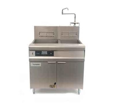 Frymaster / Dean GPCR-SC LP Pasta Cooker w/ Auto Lift Basket & Swing Away Rinse Faucet, Timer Control, LP