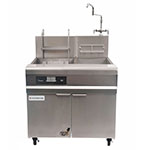 Frymaster GPCRB Pasta Cooker w/ Auto Lift Basket & Rinse Tank, Timer Control, NG