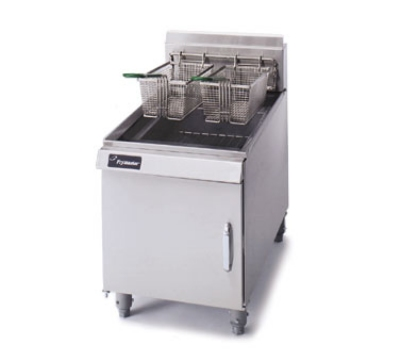 Frymaster / Dean J1C Countertop Gas Fryer (1) 20-lb Vat. NG