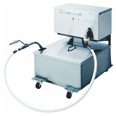 Frymaster / Dean MF90AU/80LP 80-lb Commercial Fryer Filter, Suction, 120v