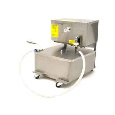 Frymaster / Dean MF90U/80- 80-lb Commercial Fryer Filter, Gravity, 120v