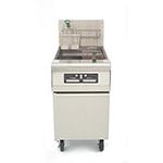 Frymaster / Dean MJCFE-SD NG Chicken/Fish Fryer, Thermostatic Controls, 60-80 lb Capacity, NG