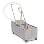 Frymaster / Dean PF50R 50-lb Commercial Fryer Filter - Suction, 120v