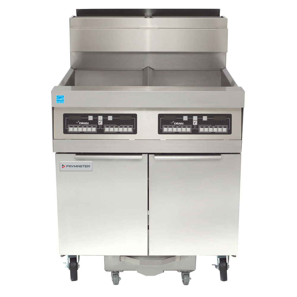 Frymaster SCFHD250G Gas Fryer - (2) 50-lb Vat, Floor Model, LP