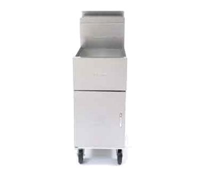 Frymaster / Dean SM50GNG Gas Fryer - (1) 50-lb Vat, Floor Model, NG