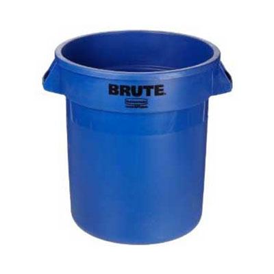 Rubbermaid 1779732 55-gal Multiple Material Recycle Bin - Indoor/Outdoor