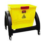 Rubbermaid 1791799 Hygen 16-qt Mop Bucket - Yellow