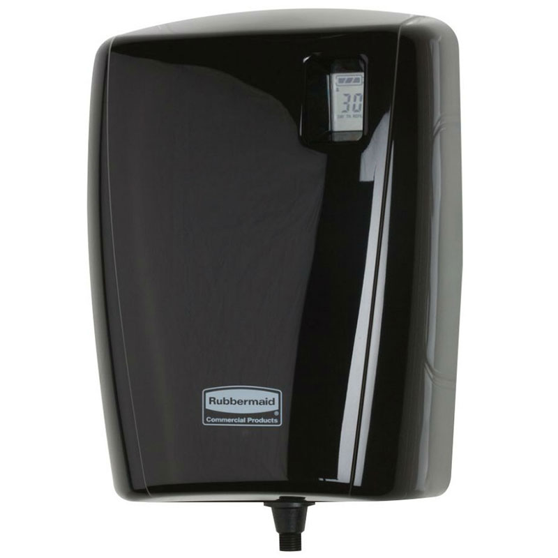Rubbermaid 1793502 AutoClean Dispenser - Black