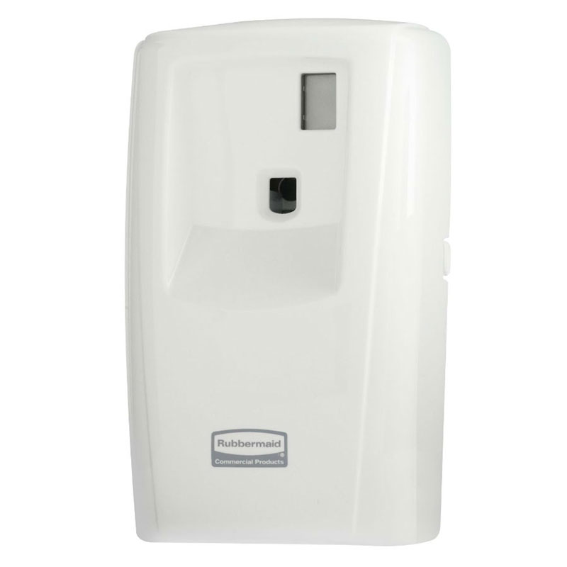 Rubbermaid 1793509 Auto Janitor® Dispenser for Toilets & Urinals, White